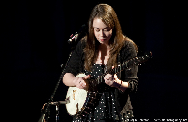 Sarah Jarosz - New Years Eve 2008 at The Ryman
