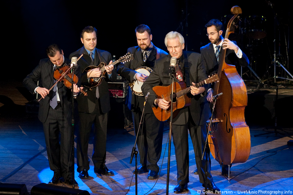 The Del McCoury Band - New Years Eve 2008 at The Ryman