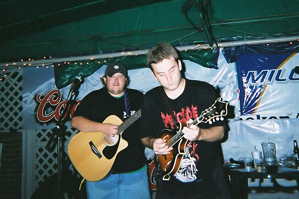 Andy Holland and Collin Peterson Boiler Room 7-5-03