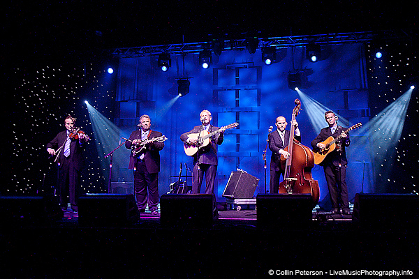 IBMA 2009 - Dailey and Vincent - Nashville, TN