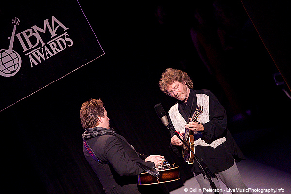 2009 IBMA Award Show at The Ryman Auditorium