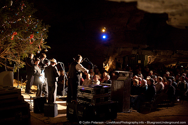 Bluegrass Underground Christmas Show - Bobby Osborne and Jesse McReynolds