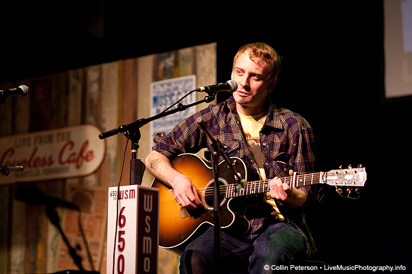 John McCauley - Music City Roots - Loveless Cafe - Nashville