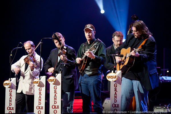 Mike Snider Band at The Grand Ole Opry