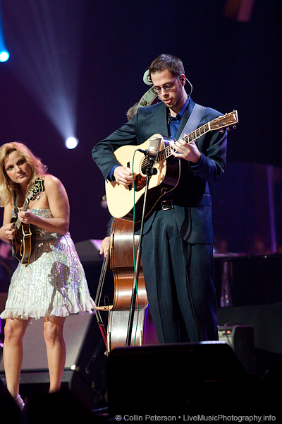 Rhonda Vincent and the Rage at the Grand Ole Opry