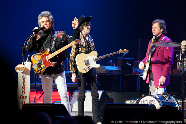 Marty Stuart and his Fabulous Superlatives at the Grand Ole Opry