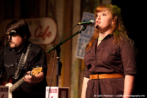 The Sweetback Sisters - Music City Roots - Loveless Cafe - Nashville