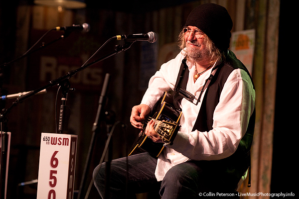 Ray Wylie Hubbard - Music City Roots - Loveless Cafe - Nashville