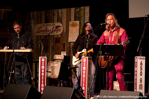 Jim Lauderdale CD Release Party with Special Guests - Music City Roots - Loveless Cafe - Nashville