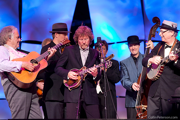 Sam Bush - IBMA Awards All-Star Jam 2010