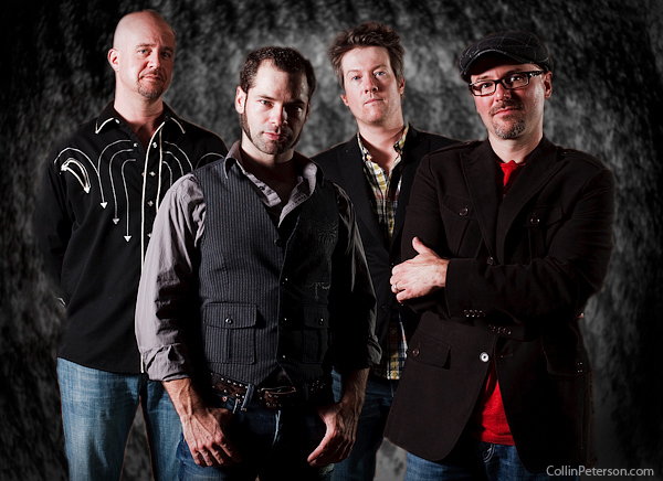 Bryan Clark Band Photoshoot