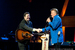 Vince Gill and Whisperin' Bill Anderson at the Grand Ole Opry