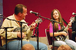 Sierra Hull and Adam Steffey at IBMA World of Bluegrass - Nashville, TN 2007