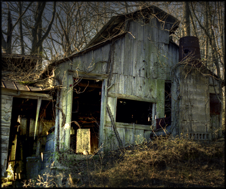 Forgotten Rural Tennessee