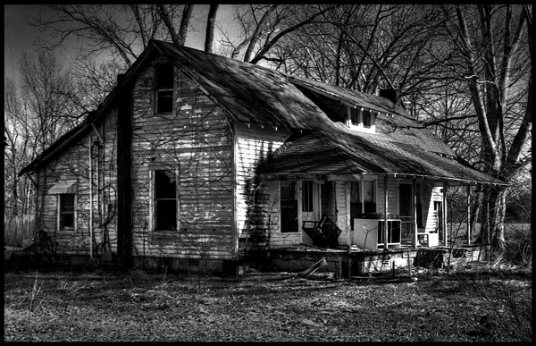 West Tennessee:  Abandoned and Forgotten