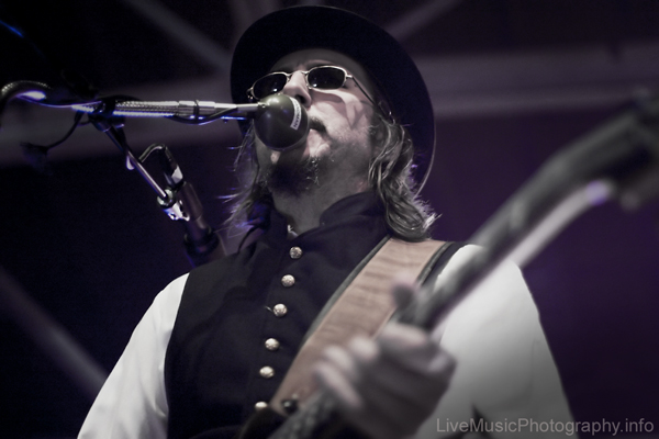 Les Claypool Nashville TN City Hall 2008