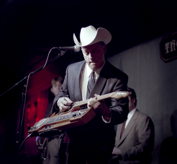 Junior Brown at The Station Inn - Nashville, TN