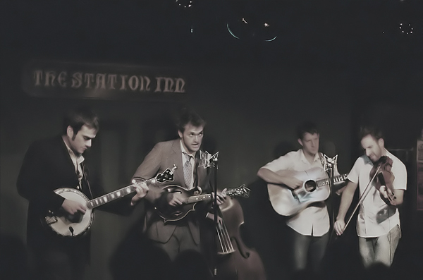 Chris Thile and The Punch Brothers - Station Inn