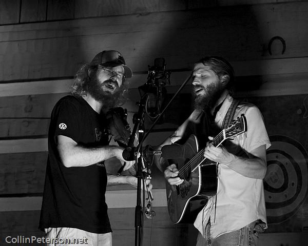 Josh Coffey and Nathan Blake Lynn