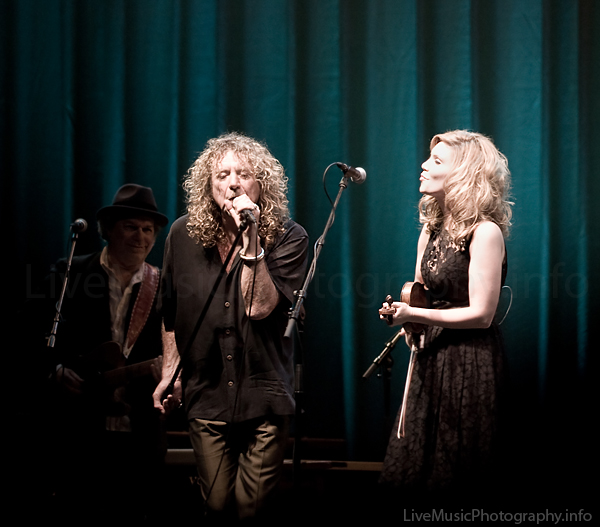 Robert Plant and Alison Krauss - Sommet Center - Nashville, TN