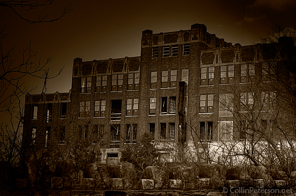Abanoned Nashville General Hospital