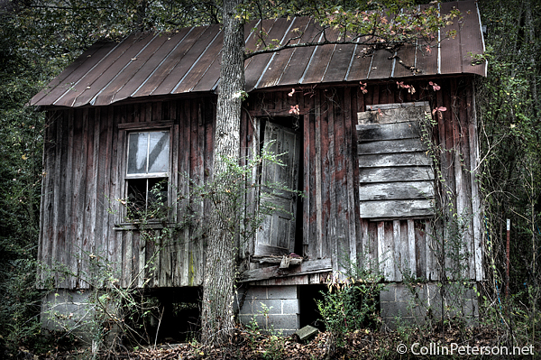 Abandoned Mountainside House - Sevierville, TN