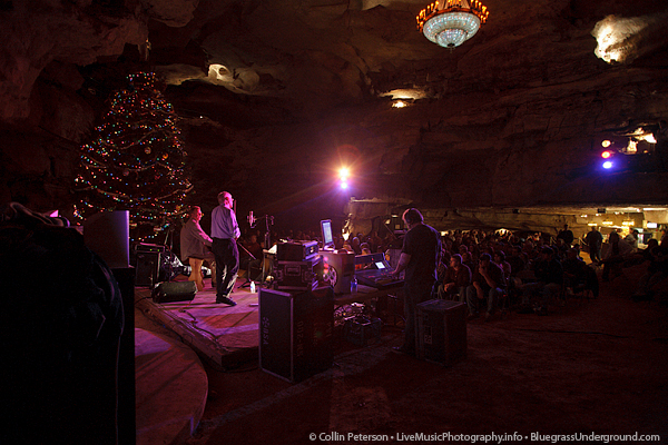 Kindling Stone - Bluegrass Underground at Cumberland Caverns