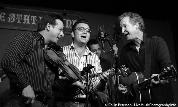 The McCoury Brothers at The Station Inn 2008